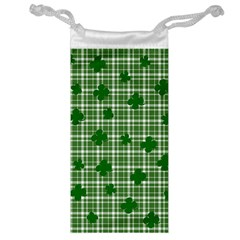 St. Patrick s day pattern Jewelry Bag
