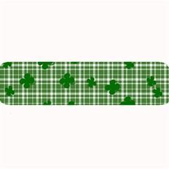 St. Patrick s day pattern Large Bar Mats