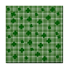 St. Patrick s day pattern Face Towel