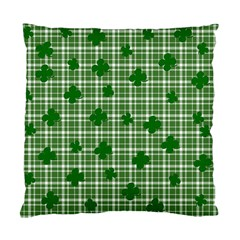 St. Patrick s day pattern Standard Cushion Case (One Side)
