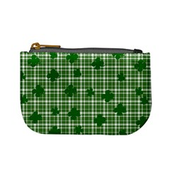 St. Patrick s day pattern Mini Coin Purses