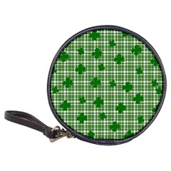 St. Patrick s day pattern Classic 20-CD Wallets