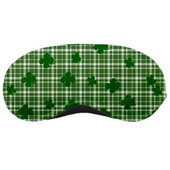 St. Patrick s day pattern Sleeping Masks