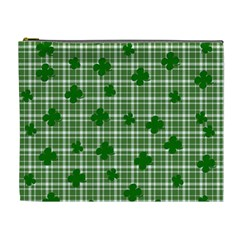 St. Patrick s day pattern Cosmetic Bag (XL)