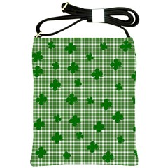 St. Patrick s day pattern Shoulder Sling Bags