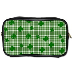St. Patrick s day pattern Toiletries Bags