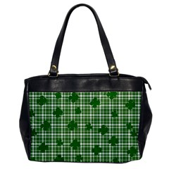 St. Patrick s day pattern Office Handbags