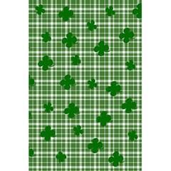 St. Patrick s day pattern 5.5  x 8.5  Notebooks