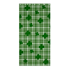 St. Patrick s day pattern Shower Curtain 36  x 72  (Stall)