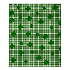 St. Patrick s day pattern Shower Curtain 60  x 72  (Medium)