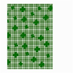 St. Patrick s day pattern Small Garden Flag (Two Sides)