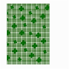 St. Patrick s day pattern Large Garden Flag (Two Sides)