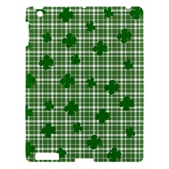 St. Patrick s day pattern Apple iPad 3/4 Hardshell Case