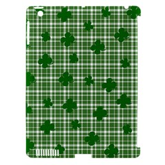 St. Patrick s day pattern Apple iPad 3/4 Hardshell Case (Compatible with Smart Cover)