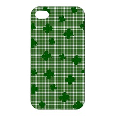 St. Patrick s day pattern Apple iPhone 4/4S Premium Hardshell Case