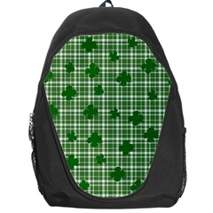 St. Patrick s day pattern Backpack Bag