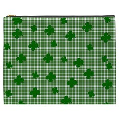 St. Patrick s day pattern Cosmetic Bag (XXXL)