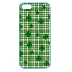 St. Patrick s day pattern Apple Seamless iPhone 5 Case (Color)