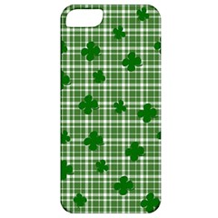St. Patrick s day pattern Apple iPhone 5 Classic Hardshell Case