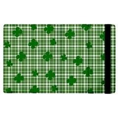 St. Patrick s day pattern Apple iPad 2 Flip Case