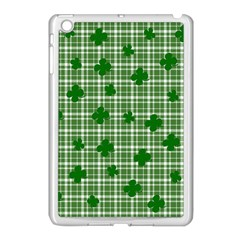 St. Patrick s day pattern Apple iPad Mini Case (White)