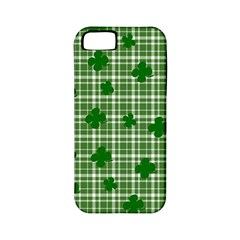 St. Patrick s day pattern Apple iPhone 5 Classic Hardshell Case (PC+Silicone)