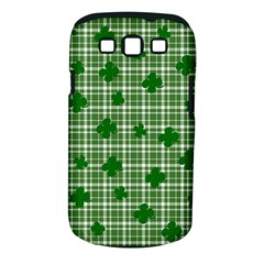 St. Patrick s day pattern Samsung Galaxy S III Classic Hardshell Case (PC+Silicone)