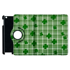 St. Patrick s day pattern Apple iPad 2 Flip 360 Case