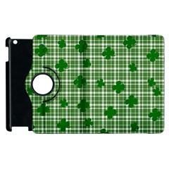 St. Patrick s day pattern Apple iPad 3/4 Flip 360 Case
