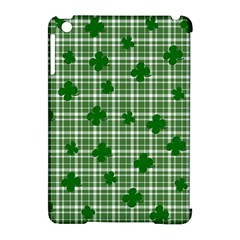 St. Patrick s day pattern Apple iPad Mini Hardshell Case (Compatible with Smart Cover)