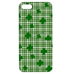 St. Patrick s day pattern Apple iPhone 5 Hardshell Case with Stand