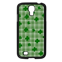 St. Patrick s day pattern Samsung Galaxy S4 I9500/ I9505 Case (Black)