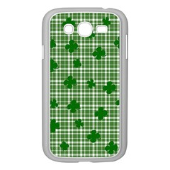 St. Patrick s day pattern Samsung Galaxy Grand DUOS I9082 Case (White)