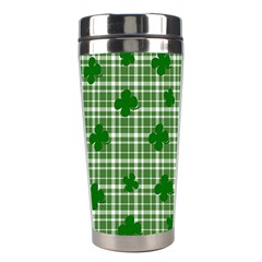 St. Patrick s day pattern Stainless Steel Travel Tumblers