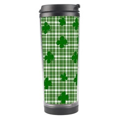 St. Patrick s day pattern Travel Tumbler