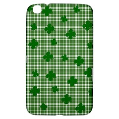 St. Patrick s day pattern Samsung Galaxy Tab 3 (8 ) T3100 Hardshell Case