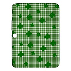 St. Patrick s day pattern Samsung Galaxy Tab 3 (10.1 ) P5200 Hardshell Case