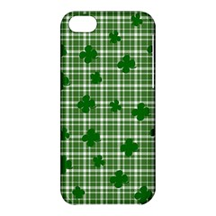 St. Patrick s day pattern Apple iPhone 5C Hardshell Case