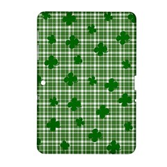 St. Patrick s day pattern Samsung Galaxy Tab 2 (10.1 ) P5100 Hardshell Case
