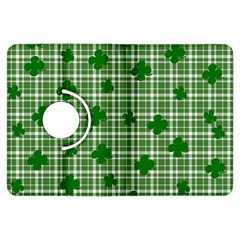 St. Patrick s day pattern Kindle Fire HDX Flip 360 Case