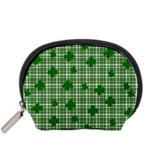 St. Patrick s day pattern Accessory Pouches (Small)