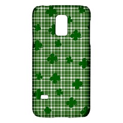 St. Patrick s day pattern Galaxy S5 Mini