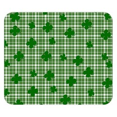 St. Patrick s day pattern Double Sided Flano Blanket (Small)