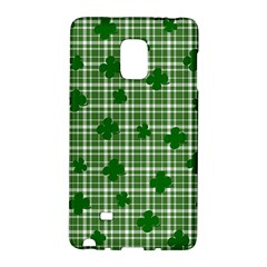 St. Patrick s day pattern Galaxy Note Edge