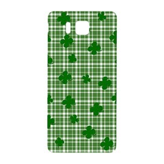 St. Patrick s day pattern Samsung Galaxy Alpha Hardshell Back Case