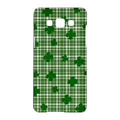 St. Patrick s day pattern Samsung Galaxy A5 Hardshell Case