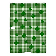 St. Patrick s day pattern Samsung Galaxy Tab S (10.5 ) Hardshell Case
