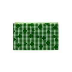 St. Patrick s day pattern Cosmetic Bag (XS)