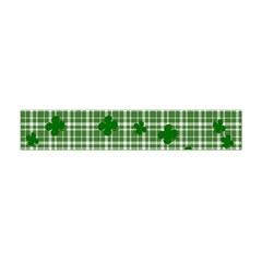 St. Patrick s day pattern Flano Scarf (Mini)