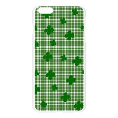 St. Patrick s day pattern Apple Seamless iPhone 6 Plus/6S Plus Case (Transparent)
